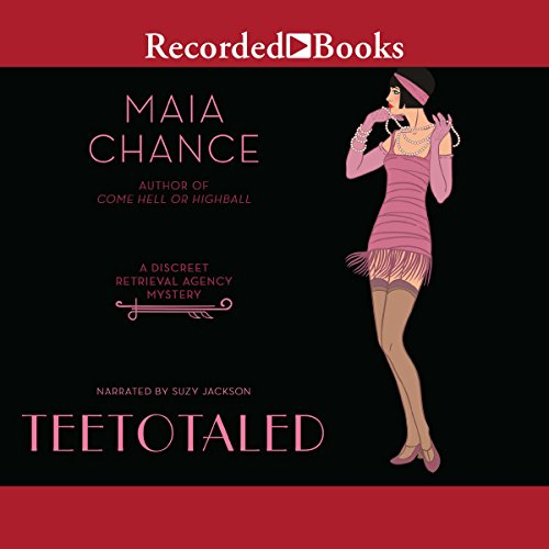 Teetotaled audiobook cover art
