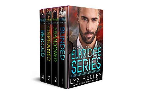 Elkridge Series, Book 1 - 4 + Bonus: A romantic suspense series
