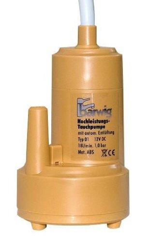 Barwig Tauchpumpe Kraftprotz 18 Liter