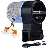 Alimentateur Automatique de Poissons Pile USB Puissance USB Aquarium Tank Distributeur de Nourriture Distributeur de Nourriture 3 Minuterie pour Aquariumpond ou Lakeaquarium Betta Tank