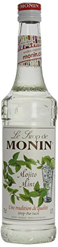 Monin Mojito Mint Sirup, 1er Pack (1 x 700 ml)