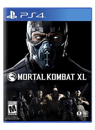 Mortal Kombat XL – PlayStation 4 – Standard Edition