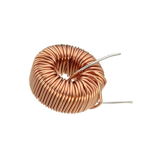 DBParts New for 10 Piece 100uH 3A mah Toroid Core Inductor Wire Wind Wound for DIY