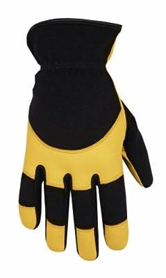 CLC Custom Leathercraft Top Grain Goatskin Open Cuff Gloves