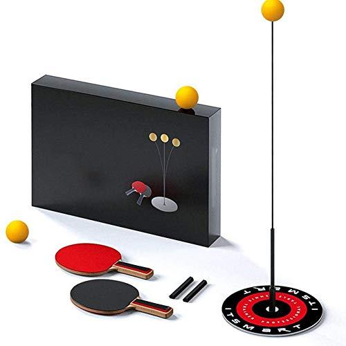 Boenxuan Mesa de Ping Pong Eje Entrenador