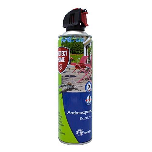 Insecticida persistente para exteriores. Eficaz contra mosquitos y mosquito tigre, ideal para balcones, terrazas y jardines.