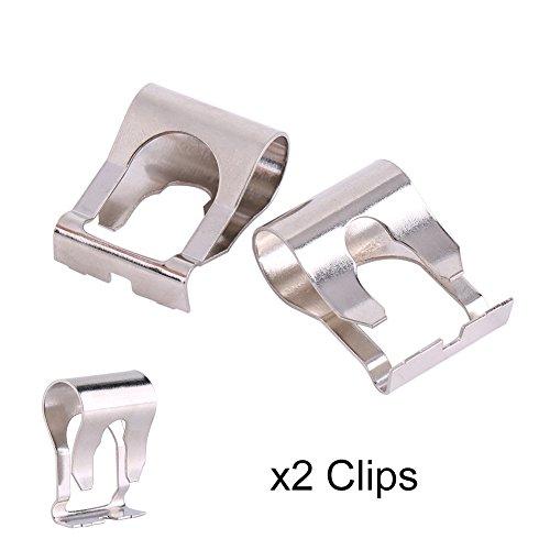1 paar ruitenwisser koppeling clip ruitenwisserarmen reparatie clip kit motor koppeling reparatie clips