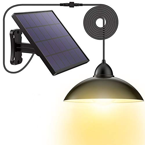 Solar Lights,LOZAYI Solar Lights Outdoor,IP65 Waterproof...