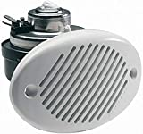 FIAMM 5190212-SX Marine Horn with White Grill,1 Pack