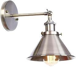 Caixin shop Nordic Postmodernistyczny Regulowany Metalowy Kinkiet Reflektor Antyczny Edison E27 Kutego Żelaza Lampa Ścienn...