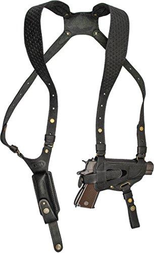 XCH ambidextrous Shoulder Holster for 1911, Sig Sauer P238/P938, Colt Defender, Springfield 911 .380ACP, Tokarev, Zastava M70/M57A, Makarov, Beretta Cheetah, subcompact Handguns