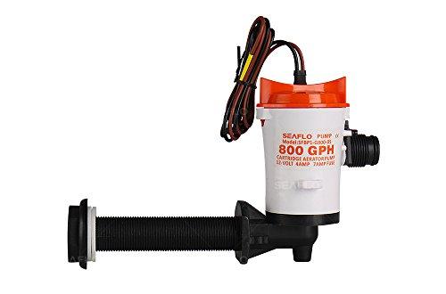 Seaflo Pompa di aerazione 50 LPM 50 LPM Aerator Pump