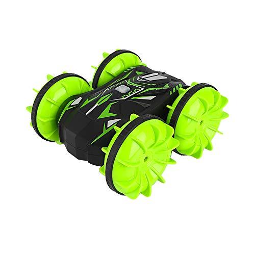 jieGorge Juguete Educativo, Control Remoto 4WD para nios 2.4G Coche de Juguete Todoterreno Impermeable, Juguetes y Pasatiempos (Verde)