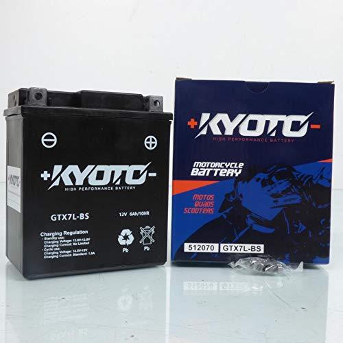 Batería Kyoto para Scooter Piaggio 50 Fly 4T 2V 2013 a 2018