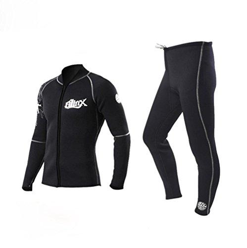 pengwei3mm-ropa de buceo caliente ropa de surf trajes , m