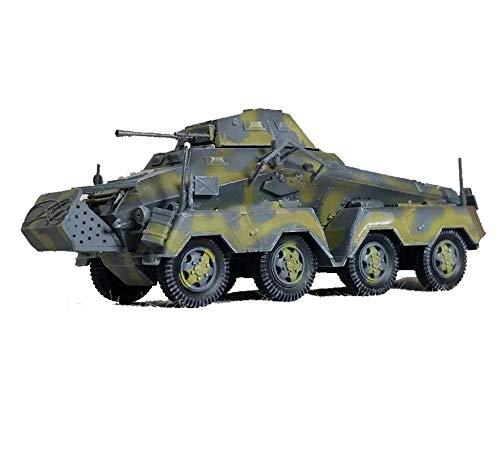 """X-Toy Militär 1/72 Kunststoff Tank-Modell, WWII Deutschland """"Acht-Rad-Panzerfahrzeug Sd.Kfz.231 23."""