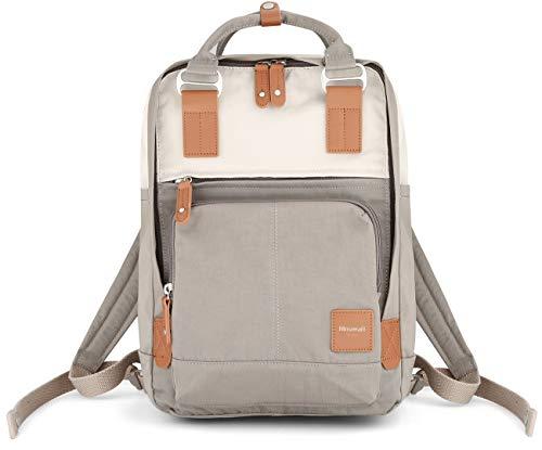 Himawari School Waterproof Backpack 14.9' College Vintage Travel Bag for Women,14 inch Laptop for Student (187-08#)