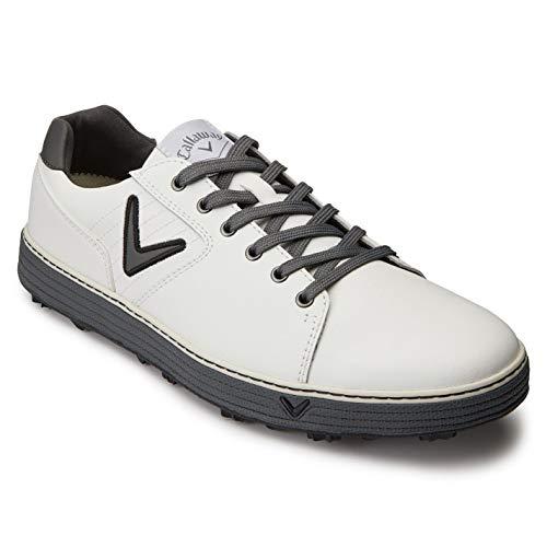 Callaway Hombre Delmar Urban Zapatos De Golf Blanco EU 41 (UK 7)