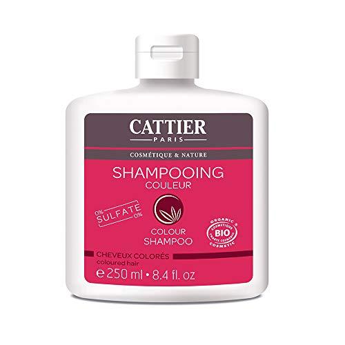 Cattier Shampoing Cheveux Colorés Couleur 250 ml