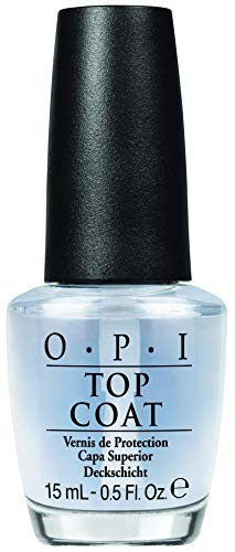 OPI - Vernis à Ongles - Top Coat - Qualité professionnelle - 15 ml
