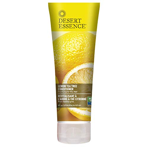 Desert Essence Lemon Tea Tree Conditioner - 8 Fl...