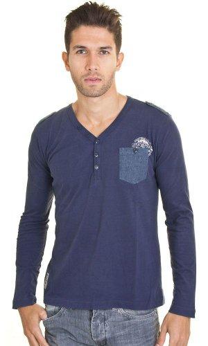 Kaporal Stace T-shirt M, bleu marine navy