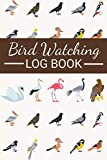 Bird Watching Log Book: Bird Watching Log Book | Birding Journal to record Bird Sightings & List Species | 125...