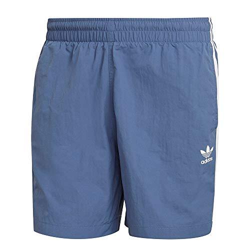 adidas GN3527 3-Stripe Swims Costume da Nuoto Uomo Crew Blue L