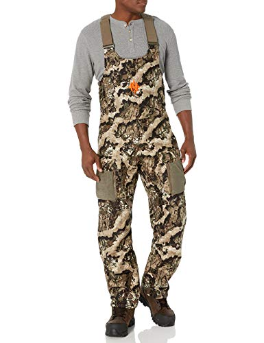 Nomad Men's Scrape Bib Insulated, Veil Whitetail, X-Large