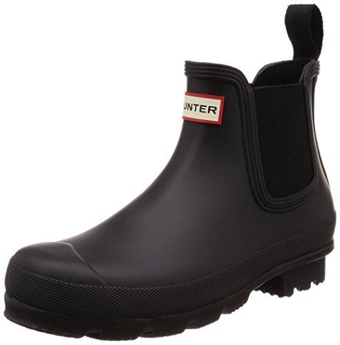 HUNTER Original Chelsea Boot Black 11