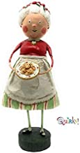 Kinks & Quirks Mrs. Claus Christmas Lori Mitchell Collectible Figurine Nib Free USA Shipping