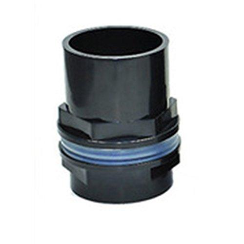 EMVANV 20 / 25 / 32 / 40 / 50 mm, gerader Tankverbinder, PVC, wasserdichtes Rohrgelenk (50 mm)