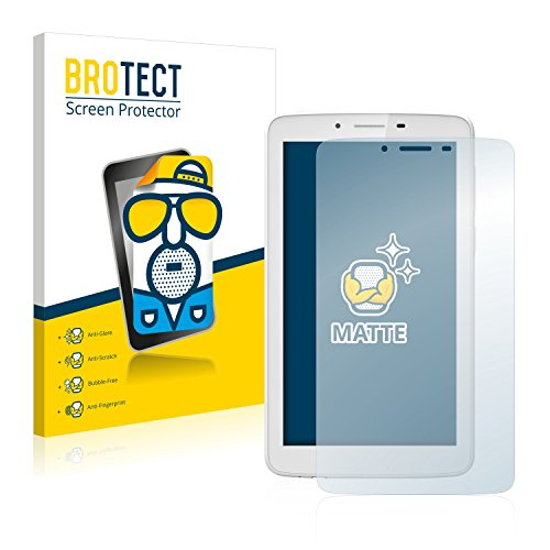 BROTECT 2X Entspiegelungs-Schutzfolie kompatibel mit Archos 70 Helium Bildschirmschutz-Folie Matt, Anti-Reflex, Anti-Fingerprint