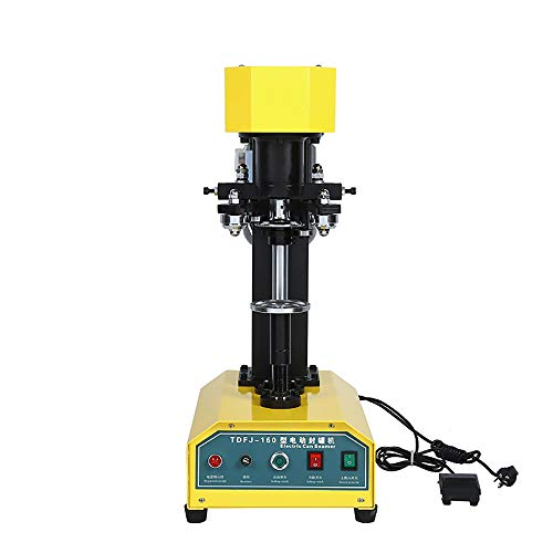 Lowest Prices! JIAWANSHUN 45-130mm Diameter Round Cans Sealer Automatic Cans Capping Sealing Machine...
