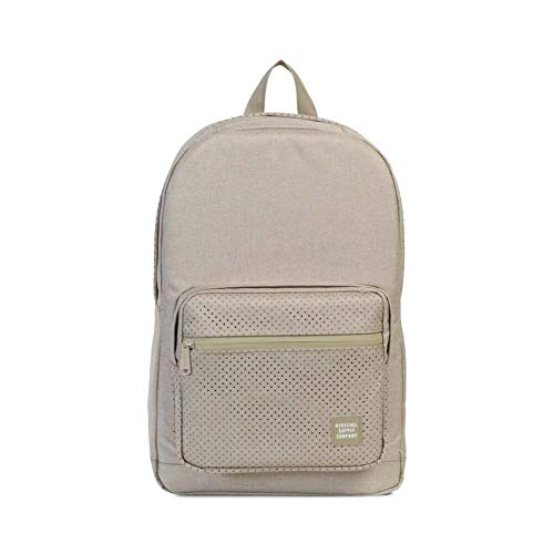 Herschel Supply Co. Pop Quiz Backpack (Dark Khaki Crosshatch)