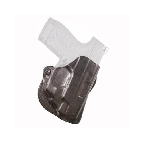 DeSantis RH Blk Mini Scabbard Holster-S&W MP 9/40 w/CT