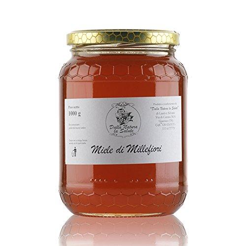 Miele di Millefiori dal Trentino1000 GR
