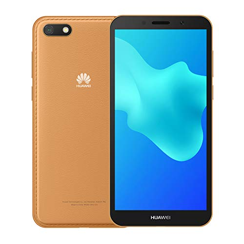 Huawei Y5 NEO - Smartphone 5.45' HD, 16GB, 3020mAh Battery, Desbloqueado, Latam version - Café