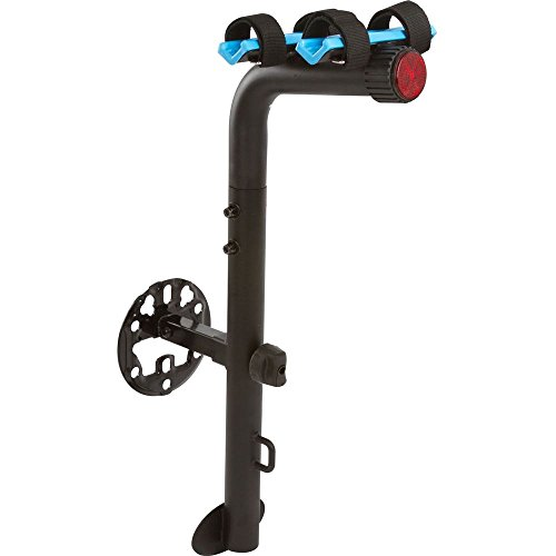 Apex Rage Powersports BC-8407-2 Blue Devil 2-Bike Spare Tire Mounted Bicycle Carrier Rack