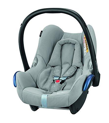 Bébé Confort, Silla de coche grupo 0+ Isofix, gris (Nomad Grey)