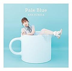 内田彩「Pale Blue」のCDジャケット