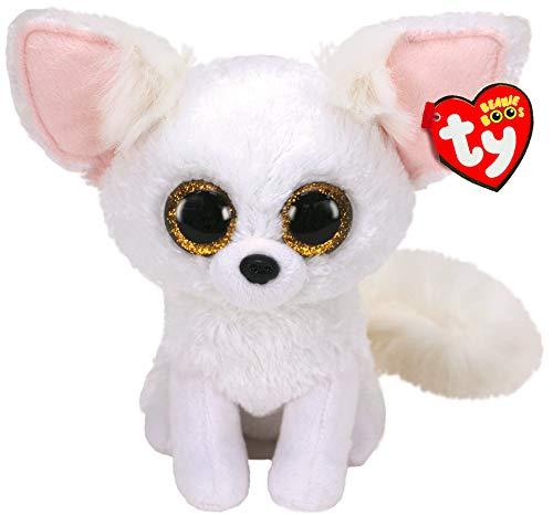 Ty Beanie Boos - Phoenix The Fennec Fox (Glitter Eyes) (Regular Size - 6 inch)