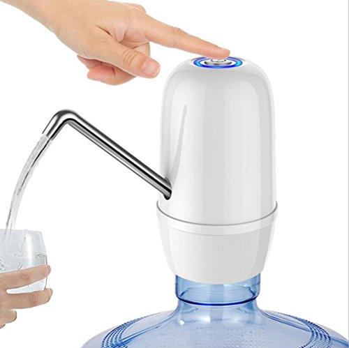 Agua Potable Eléctrica Presión Bomba - Dispositivo Universal De Suministro De Agua,...