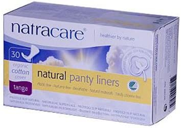 Natracare Natural Thong Style Panty sale Liners - of 30 16 Fees free!! Pack