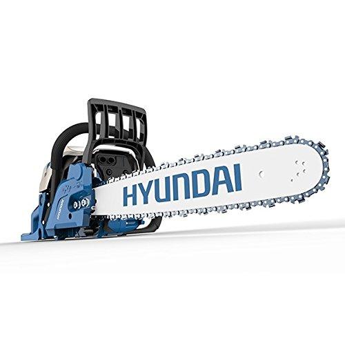 Hyundai HYC6220 62 cc Petrol Chainsaw Bar with 2 Chains and...