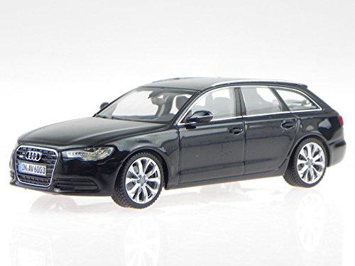 Audi A6 C7 Avant schwarz Modellauto 450748502 Schuco 1:43
