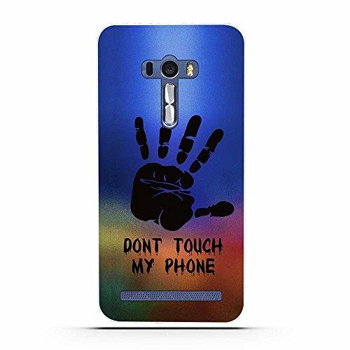 FUBAODA für Asus ZenFone Selfie ZD551KL Hülle, Humorvoll besonderen Stil TPU Hülle Schutzhülle Silikon Hülle für Asus ZenFone Selfie ZD551KL