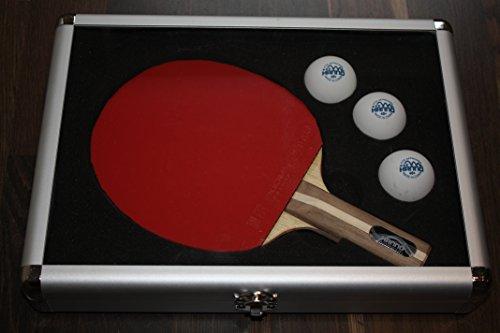 Alukoffer, Tischtennis Schläger Koffer