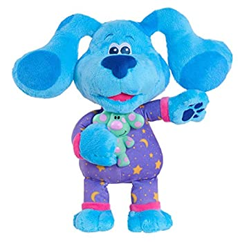 Blue's Clues & You! Bedtime Blue 13-inch plush