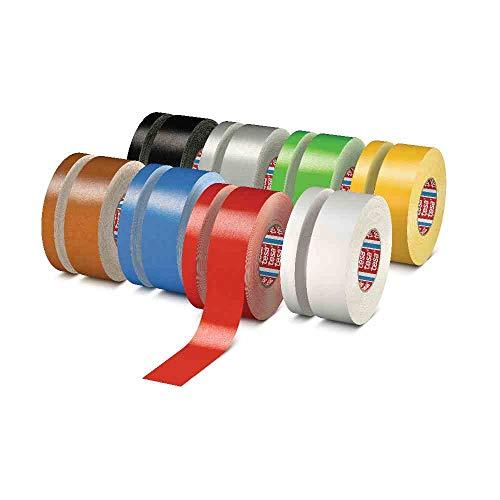 tesa Gewebeband 4651 Premium, 19 mm x 25 m, weiá